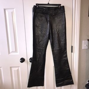 NWT Cache' pewter color Novelty pants!
